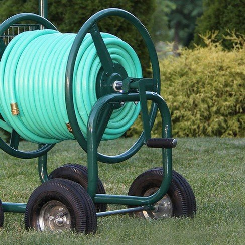 The Different Types of Garden Hose Reels