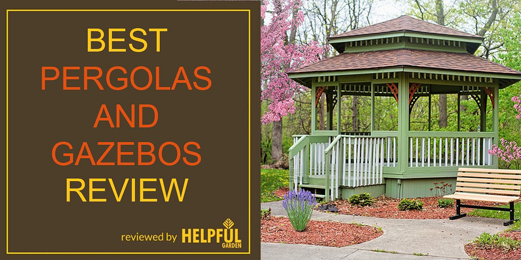 best pergolas, best gazebos, review